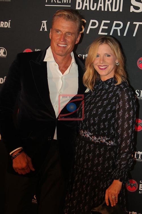 Premi Bacardi Sitges a l'Esperit Indomable 2016.<br /> Dolph Lundgren.