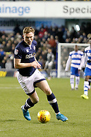 Aiden O'Brien of Millwall in action during the Sky Bet Championship match between Millwall and Queens Park Rangers at The Den, London, England on 29 December 2017. Photo by Carlton Myrie / PRiME Media Images.