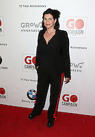 Los Angeles, CA - NOVEMBER 05: Julia Ormond at The 10th Annual GO Campaign Gala in Los Angeles At Manuela, California on November 05, 2016. Credit: Faye Sadou/MediaPunch