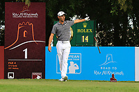Jack Singh Brar (ENG) during the first round of the Ras Al Khaimah Challenge Tour Grand Final played at Al Hamra Golf Club, Ras Al Khaimah, UAE. 31/10/2018<br />