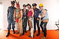 The Village People at Rewind South Festival 2017 at Temple Island Meadows, Henley-on-Thames, England on 19 August 2017. Photo by David Horn/PRiME Media Images