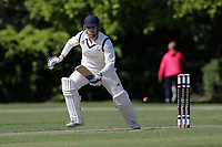 J Ellis-Grewal of Wanstead during Brentwood CC vs Wanstead and Snaresbrook CC (batting), Shepherd Neame Essex League Cricket at The Old County Ground on 11th May 2019