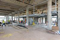Boathouse at Canal Dock Phase II   State Project #92-570/92-674 Construction Progress Photo Documentation No. 13 on 21 Julyl 2017. Image No. 14