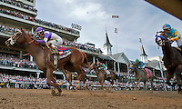 I'll Have Another - Kentucky Derby win at Churchill Downs 2011
