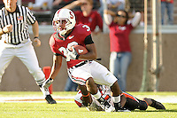 18 November 2006: Chris Hobbs during Stanford's 30-7 loss to Oregon State at Stanford Stadium in Stanford, CA.