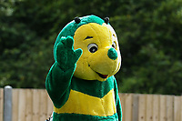 The Horsham mascot during Horsham vs Hartley Wintney, Friendly Match Football at Hop Oast on 13th July 2019