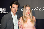 Alex Adrover and Patricia Montero attends the photocall of the fashion show of Emidio Tucci during MFSHOW 2016 in Madrid, February 04, 2016<br /> (ALTERPHOTOS/BorjaB.Hojas)