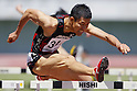 Masato naito, MAY 19, 2012 - Athletics : The 54th East Japan Industrial Athletics Championship Men's 110m Hurdle at Kumagaya Sports Culture Park Athletics Stadium, Saitama, Japan. (Photo by Yusuke Nakanishi/AFLO SPORT) [1090]