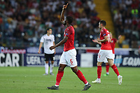 \aa6\ celebrates after scoring a goal<br /> Udine 23-06-2019 Stadio Friuli <br /> Football UEFA Under 21 Championship Italy 2019<br /> Group Stage - Final Tournament Group B<br /> Austria - Germany<br /> Photo Cesare Purini / Insidefoto