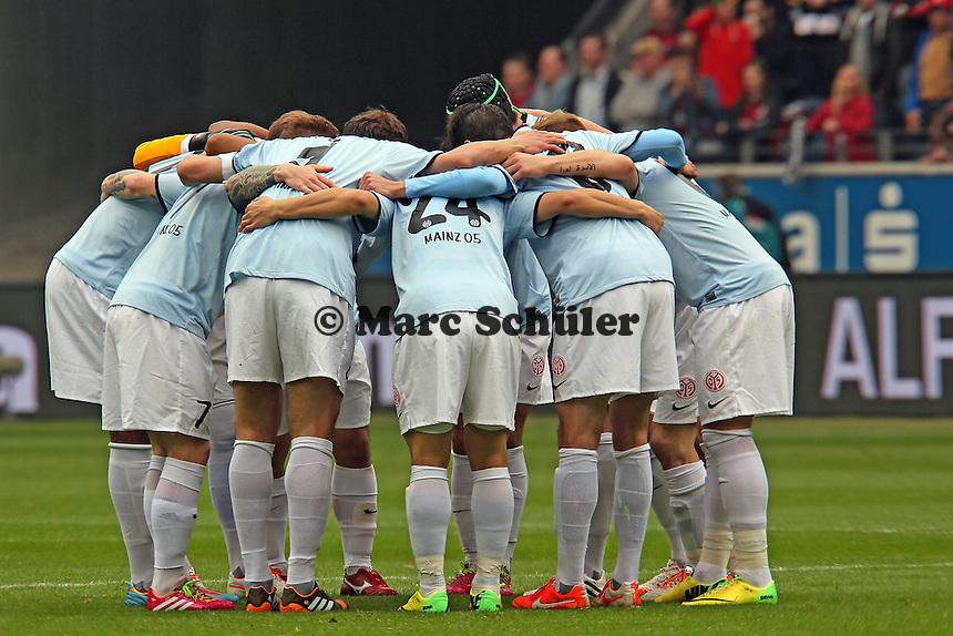 Mainz  schwoert sich ein - Eintracht Frankfurt vs. 1. FSV Mainz 05