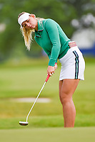 Emily Pedersen (DEN) looks over her putt on 11 during the round 1 of the KPMG Women's PGA Championship, Hazeltine National, Chaska, Minnesota, USA. 6/20/2019.<br /> Picture: Golffile | Ken Murray<br /> <br /> <br /> All photo usage must carry mandatory copyright credit (© Golffile | Ken Murray)