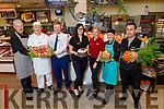 Garveys Supervalu Tralee, fresh food team.<br /> L to r: Gerry Hanafin (Butcher), Ger Collins (Baker), Craig Shanahan (Asst Manager), Sandra Lynch (Store Manager), Joy Murphy (Shop Floor), Niamh Stack (Deli Manager) and Kevin O'Donoghue (Fruit and Veg Manager).