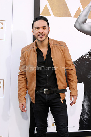 "LOS ANGELES, CA - JUNE 25: Gilbert Saldivar  at the ""Magic Mike XXL"" Premiere at the TCL Chinese Theater on June 25, 2015 in Los Angeles, California. Credit: David Edwards/MediaPunch"