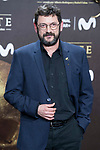 Manolo Solo attends to the premiere of 'La Peste' at Callao Cinemas in Madrid, Spain. January 11, 2018. (ALTERPHOTOS/Borja B.Hojas)