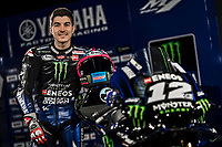 Maverick Vinales <br /> 2019 MONSTER ENERGY YAMAHA MOTOGP TEAM PRESENTATION <br /> 14/01/2019<br /> Foto Yamaha Press Office / Insidefoto <br /> Editorial Use Only