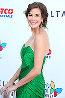 LOS ANGELES, CA, USA - OCTOBER 11: Teri Hatcher arrives at the Children's Hospital Los Angeles' Gala Noche De Ninos 2014 held at the L.A. Live Event Deck on October 11, 2014 in Los Angeles, California, United States. (Photo by Xavier Collin/Celebrity Monitor)