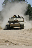 US ARMY 149TH ARMOR CONDUCTS TRAINING AT CAMP ROBERTS CALIFORNIA.   Photography by Hans Halberstadt dba Military Stock Photography.  DO NOT REPRODUCE WITHOUT WRITTEN AUTHORITY.