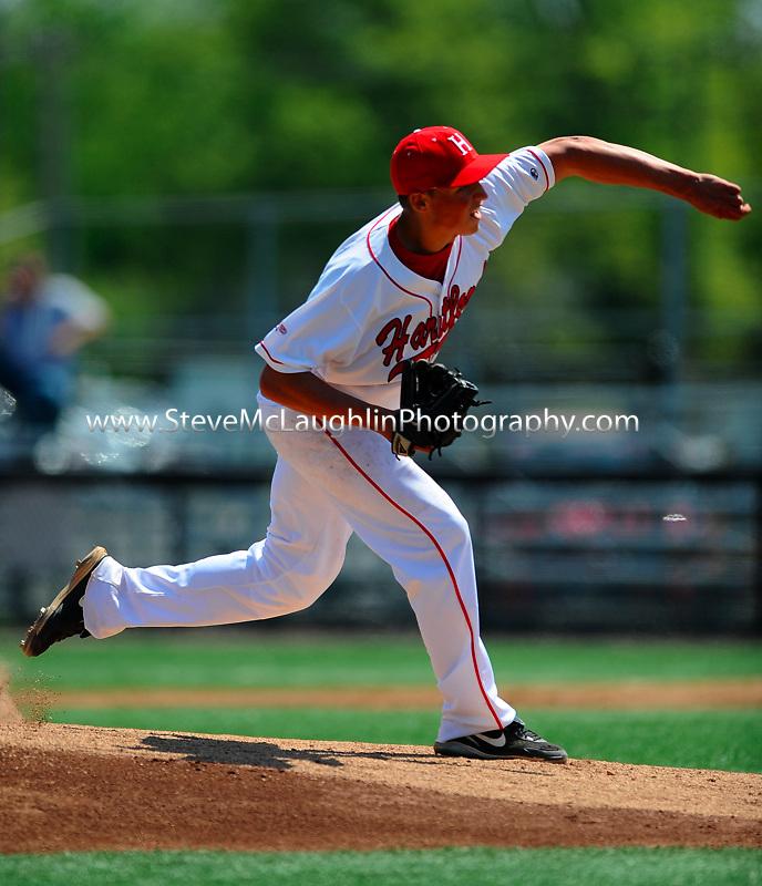 Uhart Baseball in America East action on Saturday against Binghamton.