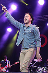 olly murs perform at the Love Luton Festival at Popes Meadow, Luton, Bedfordshire - July 6th 2012