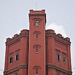 Hankow's Former Waterworks Tower, Hankou (Hankow), Wuhan.