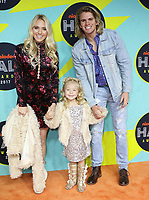 www.acepixs.com<br /> <br /> November 4 2017, New York City<br /> <br /> Cole and Sav and Everleigh arriving at the Nickelodeon Halo Awards 2017 at Pier 36 on November 4, 2017 in New York City<br /> <br /> By Line: Nancy Rivera/ACE Pictures<br /> <br /> <br /> ACE Pictures Inc<br /> Tel: 6467670430<br /> Email: info@acepixs.com<br /> www.acepixs.com
