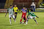 Atlético Nacional venció 2-0 a Pasto como visitante. Fecha 20 Liga Águila I-2016