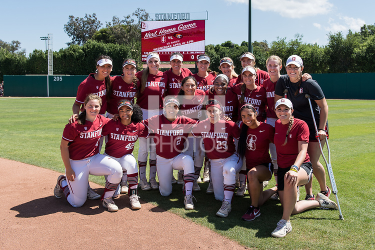 STANFORD, CA -- April 15, 2018. <br />
