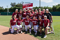 Stanford Softball vs Oregon State, April 15, 2018