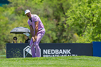 Alvaro Quiros (ESP) during the 2nd round at the Nedbank Golf Challenge hosted by Gary Player,  Gary Player country Club, Sun City, Rustenburg, South Africa. 15/11/2019 <br /> Picture: Golffile | Tyrone Winfield<br /> <br /> <br /> All photo usage must carry mandatory copyright credit (© Golffile | Tyrone Winfield)