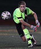 Clarkston at Rochester Adams, Boys Varsity Soccer, 9/17/15