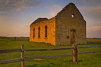 Old Stone Church, Ridgeway, Iowa, St. John's Lutheran Church