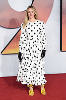 """Edith Bowman<br /> arriving for the Royal Film Premiere of """"1917"""" in Leicester Square, London.<br /> <br /> ©Ash Knotek  D3543 04/12/2019"""