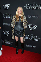 LOS ANGELES - JAN 16:  Charlotte Ross at the The Last Full Measure Premiere - Arrivals at the ArcLight Hollywood on January 16, 2020 in Los Angeles, CA