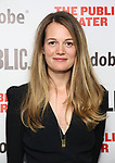 """Carrie Cracknell attends the """"Sea Wall / A Life"""" opening night at The Public Theater on February 14, 2019, in New York City."""