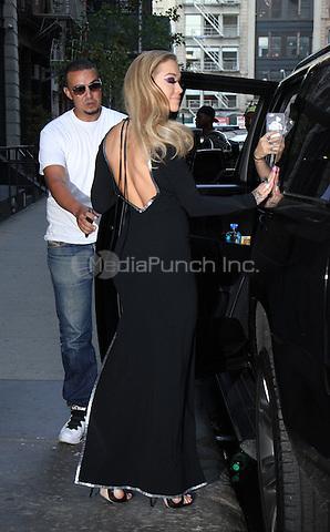 NEW YORK, NY-August 26: Rita Ora Sighting  in New York. NY August 26, 2016. Credit:RW/MediaPunch
