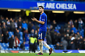 2nd December 2017, Stamford Bridge, London, England; EPL Premier League football, Chelsea versus Newcastle United; Alvaro Morata of Chelsea