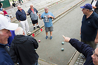Bocce Ball - Friends of the North End - North End, Boston, Massachusetts - 15 Oct. 2017