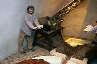 im Weinmuseum, Insel Santorin (Santorini), Griechenland, Europa