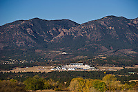 Falcon Stadium, United States Air Force Academy.