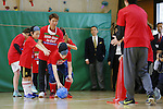Kento Kato, MARCH 5, 2015 : Tokyo 2020 Organising Committee holds a promotion event for the Tokyo 2020 Paralympic games at Tokyo International School in Tokyo, Japan. This event took place 2000 days before the Tokyo 2020 Paralympic games. (Photo by Yusuke Nakanishi/AFLO SPORT)