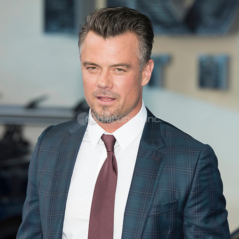 Josh Duhamel attends the Global Premiere of TRANSFORMERS: The last Knight. London, UK. 18/06/2017 | usage worldwide /MediaPunch ***FOR USA ONLY***