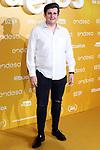 Carlos Suarez attend Abuelos premiere on October 09, 2019 in Madrid, Spain.(ALTERPHOTOS/ItahisaHernandez)