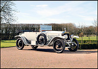 BNPS.co.uk (01202 558833)<br /> Pic: Bonhams/BNPS<br /> <br /> The jewel in the crown - Raj era Roller sells for &pound;550,000.<br /> <br /> The Rolls from Rajputana... this regal Rolls-Royce formerly owned by an Indian Maharana who was at odds with George V has sold for a whopping &pound;550,000.<br /> <br /> The Silver Ghost was special ordered in 1914 by His Highness the Maharana Sir Fateh Singh Bahadur of Udaipur - a longtime ruler of a princely state in the British Raj.  <br /> <br /> While clearly a fan of British engineering Fateh Singh Bahadur riled the sovereign when he refused to welcome Edward, Prince of Wales, later Edward VIII, to India in 1921. <br /> <br /> The vintage motor was sold by Bonhams auctioneer at the Goodwood Festival of Speed in West Sussex on June 30.