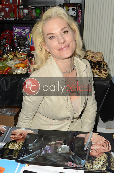 "Helene Udy<br /> at the 4th Annual ""Day Of The Scream Queens,"" Dark Delicacies, Burbank, CA 01-29-17<br /> David Edwards/DailyCeleb.com 818-249-4998"