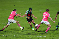 Benson Stanley of Pau  during the Challenge Cup match between Section Paloise and Stade Francais on March 30, 2018 in Pau, France. (Photo by Manuel Blondeau/Icon Sport)