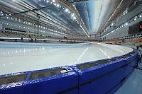 SPEEDSKATING: SOCHI: Olympic Park,  Olympic Games 2014, Adler Arena mrt. 2013, © Martin de Jong