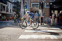 Magnus Cort Nielsen (DEN/Orica-GreenEdge)<br /> <br /> stage 1<br /> Euro Metropole Tour 2014 (former Franco-Belge)