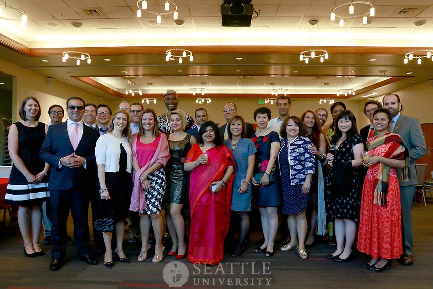CAS Reception June 26th 2017