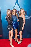 Los Angeles, CA - AUGUST 13th: <br /> Stallone Sisters attends the 47 Meters Down: Uncaged premiere at the Regency Village Theater on August 13th 2019. Credit: Tony Forte/MediaPunch