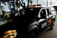 APARECIDA DE GOIANIA, GO, 23.02.2017 - CRIME-GO - O preso Thiago C&eacute;sar de Souza, conhecido como Thiago Topete, morreu durante um tiroteio dentro da Penitenci&aacute;ria Odenir Guimar&atilde;es (POG), em Aparecida de Goi&acirc;nia, na Regi&atilde;o Metropolitana da capital, na manh&atilde; desta quinta-feira (23). De acordo com a Secretaria de Seguran&ccedil;a P&uacute;blica e Administra&ccedil;&atilde;o Penitenci&aacute;ria (SSPAP), outros detentos ficaram feridos na confus&atilde;o.<br /> Por volta das 16h, o Corpo de Bombeiros confirmou pelo menos 4 mortes e 35 feridos. (Foto: Marcos de Souza/Brazil Photo Press)
